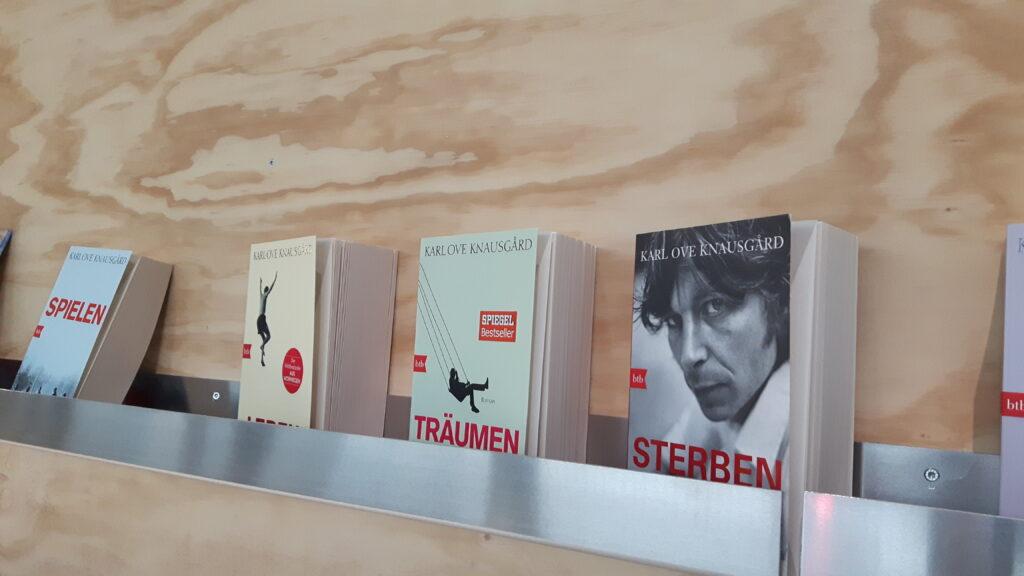 Literatur von Karl Ove Knausgård