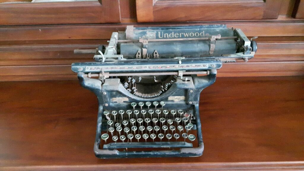 Schreibmaschinenträume