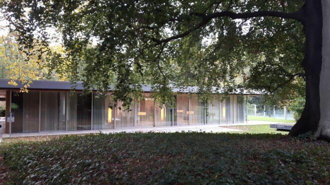 Der Kanzlerbungalow in Bonn