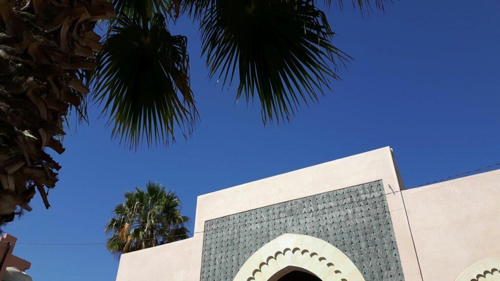 In Agadir, Marokko