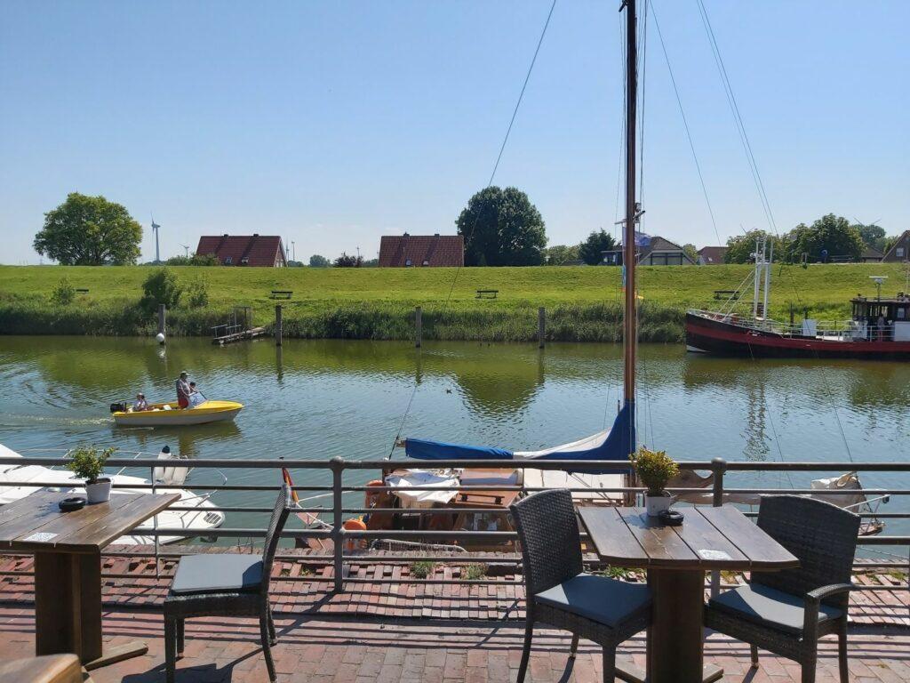 Im Hafen von Hooksiel, Wangerland