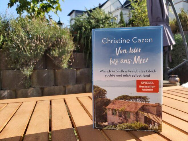 """Christine Cazon: """"Von hier bis ans Meer"""""""