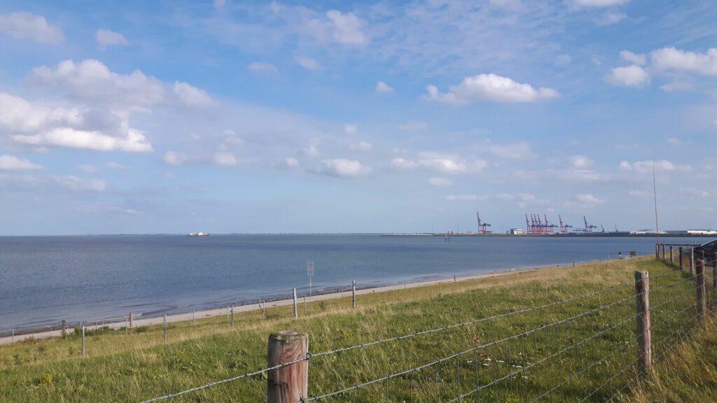 Von Wilhelmshaven nach Hooksiel