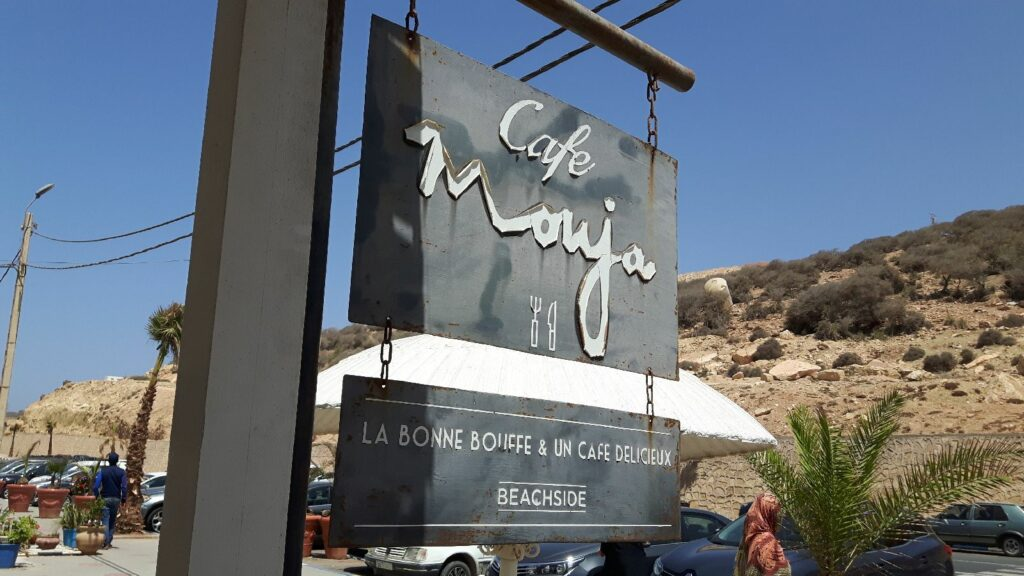 Café Mouja, Taghazout