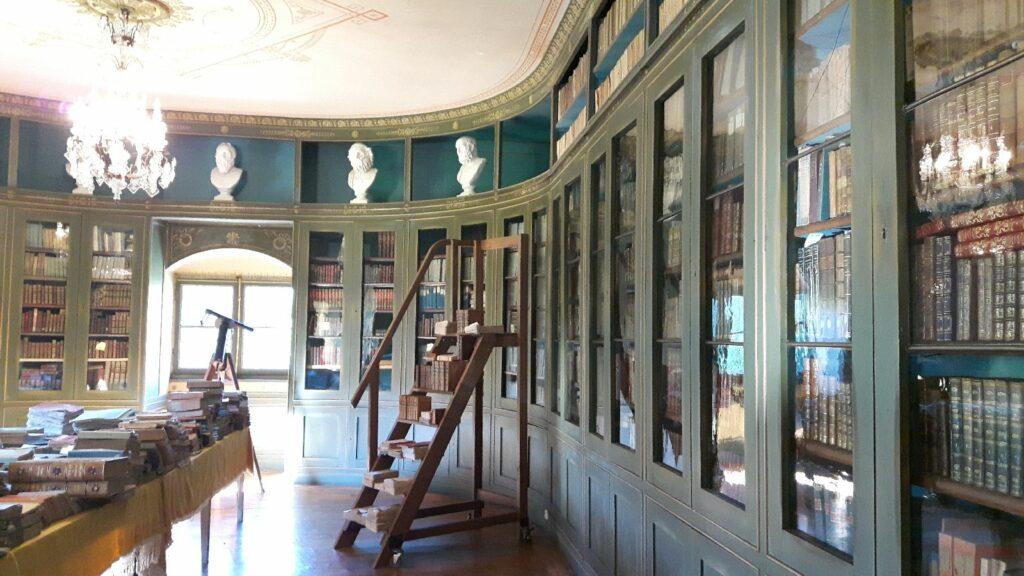 Diese Bibliothek ist ein Traum, oder?