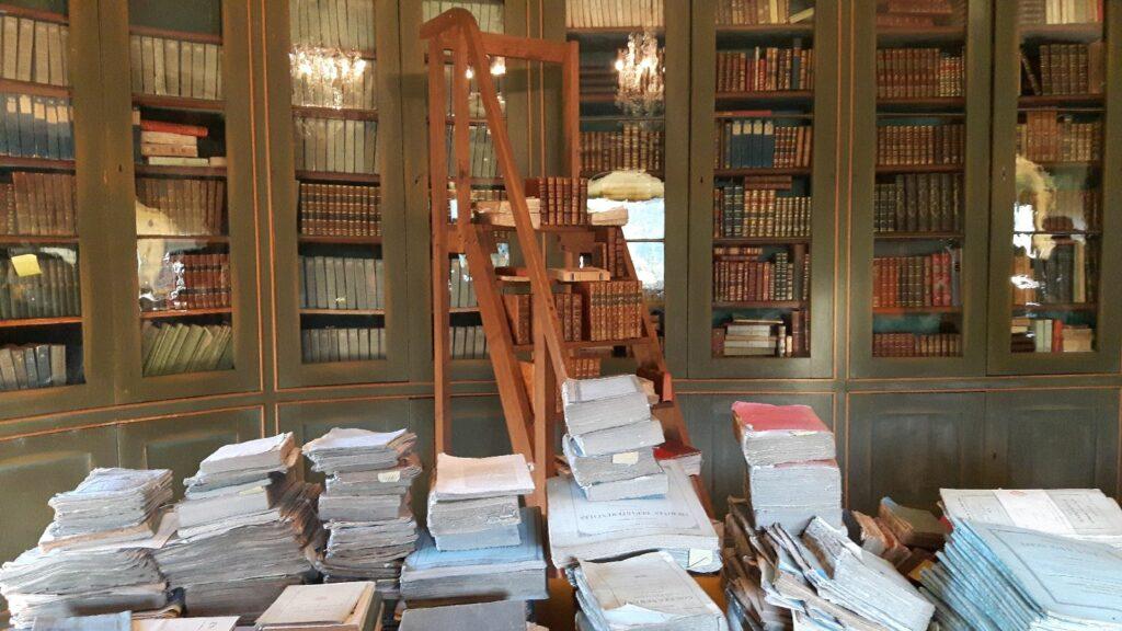 Paradies für Bücherwürmer