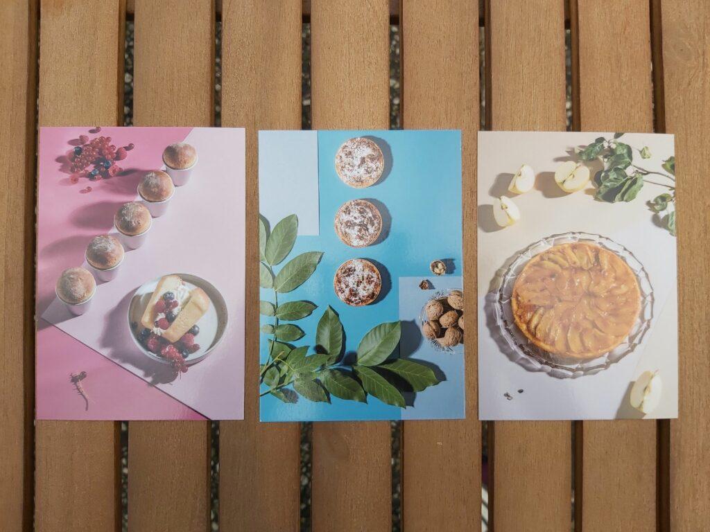 Diese Postkarten machen Appetit!
