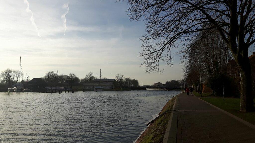 Flanieren am Kanal