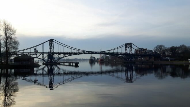 Kaiser-Wilhelm-Brücke, Wilhelmshaven