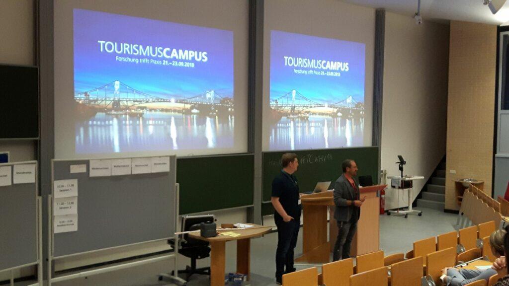 Tourismuscampus - Jade-Hochschule