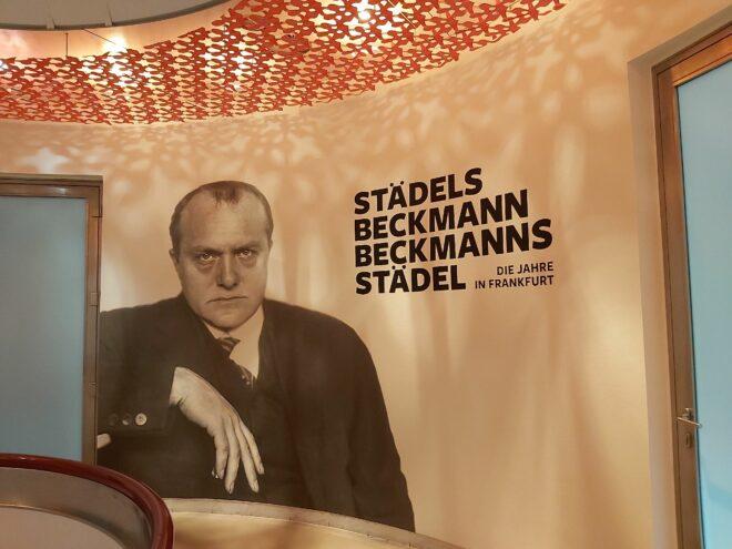 Städels Beckmann / Beckmanns Städel