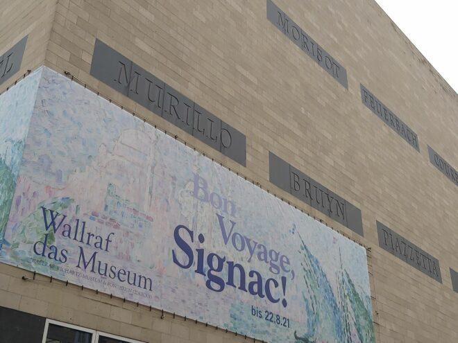 Bon Voyage, Signac! - im Wallraf